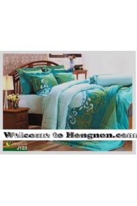 ชุดเครื่องนอน ผ้าห่มนวม ชุดผ้าปูที่นอนเจสสิก้า J123