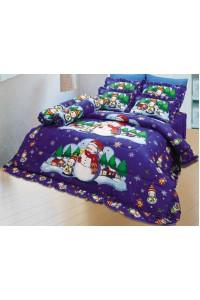 ชุดเครื่องนอน ผ้าห่มนวม ชุดผ้าปูที่นอนซาติน 675