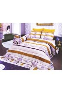 ชุดเครื่องนอน ผ้าห่มนวม ชุดผ้าปูที่นอนซาติน 682