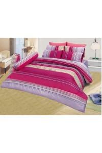ชุดเครื่องนอน ผ้าห่มนวม ชุดผ้าปูที่นอนซาติน D20