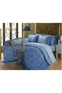 ชุดเครื่องนอน ผ้าห่มนวม ชุดผ้าปูที่นอนซาติน Premier P066