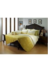 ชุดเครื่องนอน ผ้าห่มนวม ชุดผ้าปูที่นอนซาติน Premier PC01