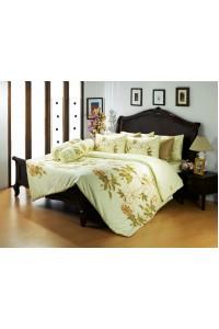 ชุดเครื่องนอน ผ้าห่มนวม ชุดผ้าปูที่นอนซาติน Premier PC04