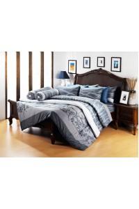 ชุดเครื่องนอน ผ้าห่มนวม ชุดผ้าปูที่นอนซาติน Premier PC05