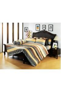 ชุดเครื่องนอน ผ้าห่มนวม ชุดผ้าปูที่นอนซาติน Premier PC07