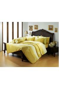 ชุดเครื่องนอน ผ้าห่มนวม ชุดผ้าปูที่นอนซาติน Premier PC10
