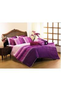 ชุดเครื่องนอน ผ้าห่มนวม ชุดผ้าปูที่นอนซาติน Premier PC11