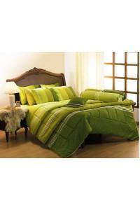 ชุดเครื่องนอน ผ้าห่มนวม ชุดผ้าปูที่นอนซาติน Premier PC14