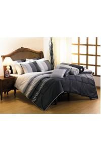 ชุดเครื่องนอน ผ้าห่มนวม ชุดผ้าปูที่นอนซาติน Premier PC16