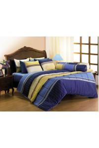 ชุดเครื่องนอน ผ้าห่มนวม ชุดผ้าปูที่นอนซาติน Premier PC18