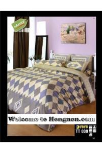 ชุดเครื่องนอน ผ้าห่มนวม ชุดผ้าปูที่นอนโตโต้  TT039