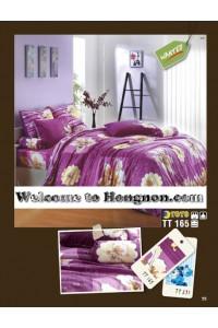 ชุดเครื่องนอน ผ้าห่มนวม ชุดผ้าปูที่นอนโตโต้  TT165