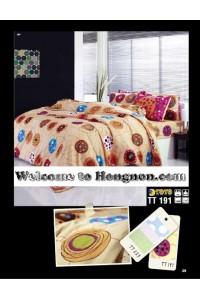 ชุดเครื่องนอน ผ้าห่มนวม ชุดผ้าปูที่นอนโตโต้  TT191