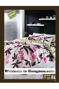 ชุดเครื่องนอน ผ้าห่มนวม ชุดผ้าปูที่นอนโตโต้  TT222