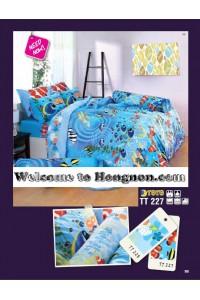 ชุดเครื่องนอน ผ้าห่มนวม ชุดผ้าปูที่นอนโตโต้  TT227