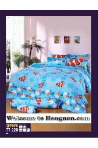 ชุดเครื่องนอน ผ้าห่มนวม ชุดผ้าปูที่นอนโตโต้  TT228