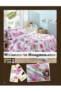 ชุดเครื่องนอน ผ้าห่มนวม ชุดผ้าปูที่นอนโตโต้  TT229