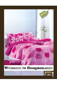 ชุดเครื่องนอน ผ้าห่มนวม ชุดผ้าปูที่นอนโตโต้  TT251