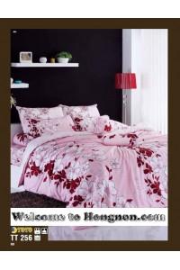 ชุดเครื่องนอน ผ้าห่มนวม ชุดผ้าปูที่นอนโตโต้  TT256