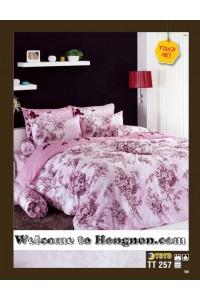 ชุดเครื่องนอน ผ้าห่มนวม ชุดผ้าปูที่นอนโตโต้  TT257