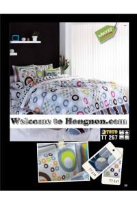 ชุดเครื่องนอน ผ้าห่มนวม ชุดผ้าปูที่นอนโตโต้  TT267