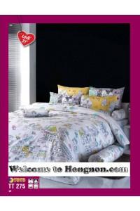 ชุดเครื่องนอน ผ้าห่มนวม ชุดผ้าปูที่นอนโตโต้  TT275
