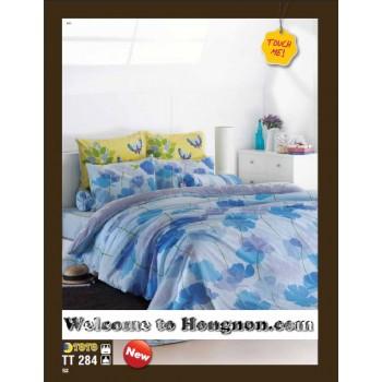 ชุดเครื่องนอน ผ้าห่มนวม ชุดผ้าปูที่นอนโตโต้  TT284