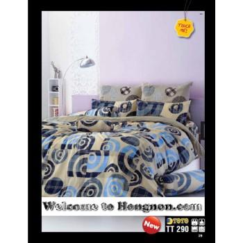 ชุดเครื่องนอน ผ้าห่มนวม ชุดผ้าปูที่นอนโตโต้  TT290