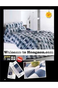 ชุดเครื่องนอน ผ้าห่มนวม ชุดผ้าปูที่นอนโตโต้  TT292