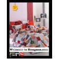 ชุดเครื่องนอน ผ้าห่มนวม ชุดผ้าปูที่นอนโตโต้  TT294