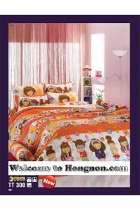 ชุดเครื่องนอน ผ้าห่มนวม ชุดผ้าปูที่นอนโตโต้  TT300