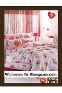 ชุดเครื่องนอน ผ้าห่มนวม ชุดผ้าปูที่นอนโตโต้  TT309