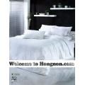ชุดเครื่องนอน ผ้าห่มนวม ชุดผ้าปูที่นอนโตโต้ TOTO สีขาว