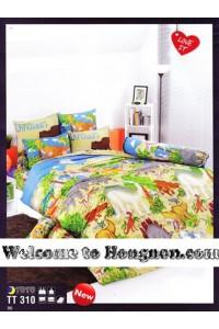 ชุดเครื่องนอน ผ้าห่มนวม ชุดผ้าปูที่นอนโตโต้  TT310