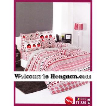 ชุดเครื่องนอน ผ้าห่มนวม ชุดผ้าปูที่นอนโตโต้  TT330