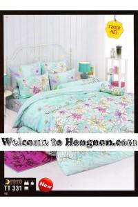 ชุดเครื่องนอน ผ้าห่มนวม ชุดผ้าปูที่นอนโตโต้  TT331