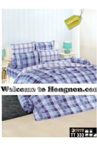 ชุดเครื่องนอน ผ้าห่มนวม ชุดผ้าปูที่นอนโตโต้  TT333
