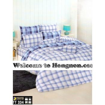 ชุดเครื่องนอน ผ้าห่มนวม ชุดผ้าปูที่นอนโตโต้  TT334