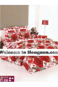 ชุดเครื่องนอน ผ้าห่มนวม ชุดผ้าปูที่นอนโตโต้  TT335