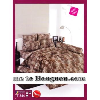 ชุดเครื่องนอน ผ้าห่มนวม ชุดผ้าปูที่นอนโตโต้  TT344
