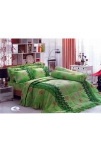 ชุดเครื่องนอน ผ้าห่มนวม ชุดผ้าปูที่นอนทิวลิป 632