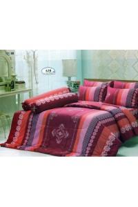 ชุดเครื่องนอน ผ้าห่มนวม ชุดผ้าปูที่นอนทิวลิป 638