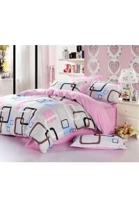 ผ้าปูที่นอน คอตตอน 100% รหัส BB092