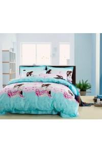 ผ้าปูที่นอน คอตตอน 100% รหัส BB095