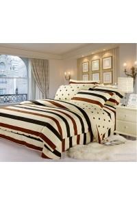 ผ้าปูที่นอน คอตตอน 100% รหัส BB097