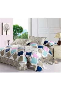 ผ้าปูที่นอน คอตตอน 100% รหัส BB098