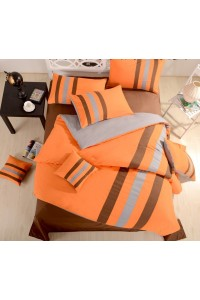 ชุดเครื่องนอน คอตตอน100 ผ้าปูที่นอนแนวสปอร์ต PB005