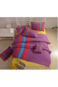 ชุดเครื่องนอน คอตตอน100 ผ้าปูที่นอนแนวสปอร์ต PB007