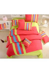 ชุดเครื่องนอน คอตตอน100 ผ้าปูที่นอนแนวสปอร์ต PB008