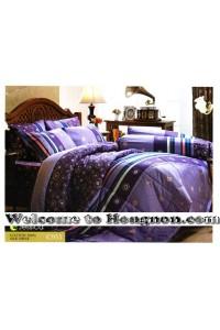 ชุดเครื่องนอน ผ้าห่มนวม ชุดผ้าปูที่นอนเจสสิก้า C955 (คอตตอน 100%)